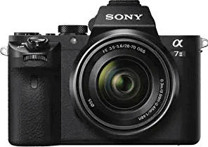 Sony Alpha a7IIK Mirrorless Digital Camera