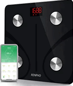 RENPHO Bluetooth Body Fat Scale Smart BMI Scale