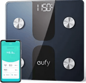 eufy Smart Scale C1 with Bluetooth