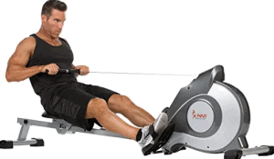 Sunny Health & Fitness SF-RW5515 Magnetic Rowing Machine Rower