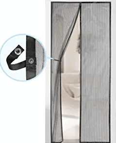 Magnetic Screen Door by Augo
