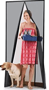 Homitt (Upgraded Version) Magnetic Screen Door