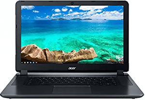 "Acer Flagship CB3-532 15.6"" Chromebook"