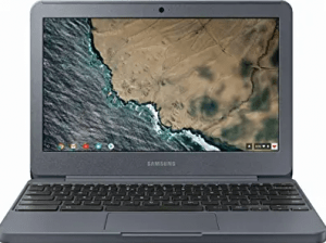 "Samsung 11.6"" Chromebook with Intel N3060"