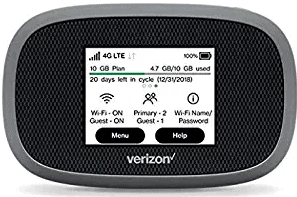 Verizon Wireless Jetpack