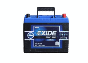 Exide Edge FP-AGM24F Flat Plate Battery