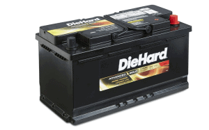 DieHard 38217 Advanced Gold AGM Battery