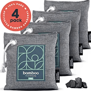 House Edition Bamboo Charcoal Air Purifying Bag